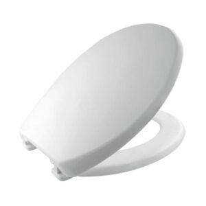 Coprivaso WC universale S12 Spa in EcoPlast bianco