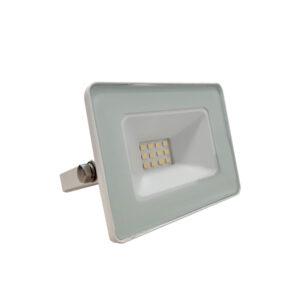 Faro proiettore LED 10W IP65 bianco freddo