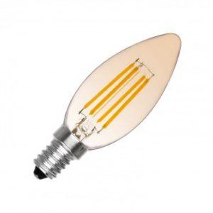 lampada-led-e14-regolabile-filamento-classic-gold-c35-3w