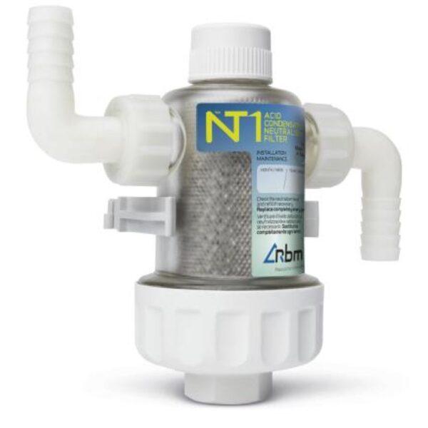 Filtro neutralizzatore della condensa acida 3/4″ RBM NT1