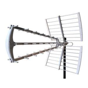 Antenna Professionale Tripla 46 Elementi LTE Free