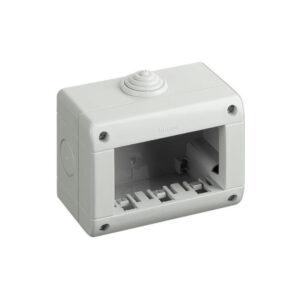 Bticino Matix contenitore 3 moduli 25403