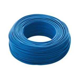 Cavo cordina unipolare 1,5mmq blu FS17