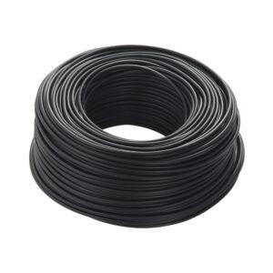 Cavo cordina unipolare 1,5mmq nero FS17