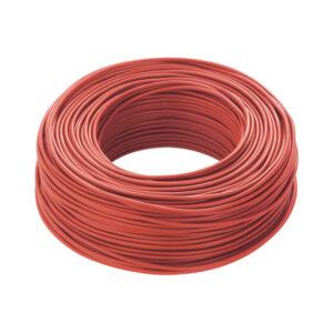 Cavo unipolare FS17 1x1,5 mmq rosso da 100 m