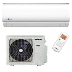 Climatizzatore condizionatore inverter 12000 Btu Actice HOKKAIDO A++A+