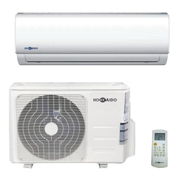 Climatizzatore condizionatore inverter 9000 Btu Active HOKKAIDO A++/A+