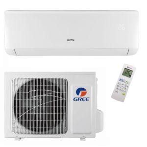 Climatizzatore condizionatore inverter 9000 Btu Muse Gree A++A+