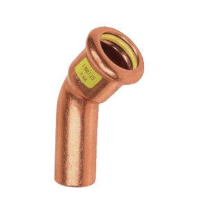 Curva 45° MF 18 Pressare Gas