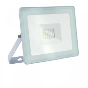 Faro LED Slim 10W IP65 White Professional Luce Naturale