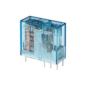 Finder Relè circuito stampato 24V DC 8A 40.52.9.024.0000