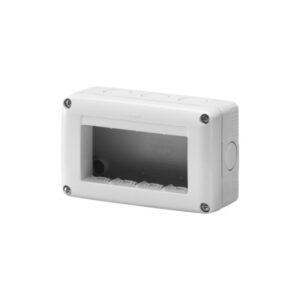 Gewiss contenitore 4 moduli GW27004
