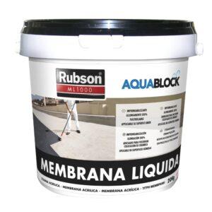 Guaina liquida 20KG ML1000 RUBSON