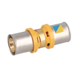 Manicotto intermedio 16 – 16mm ACQUA-GAS