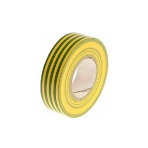 Nastro isolante giallo verde 15mmx10m