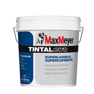 Pittura superlavabile Tintal Evo Bianco Max Meyer