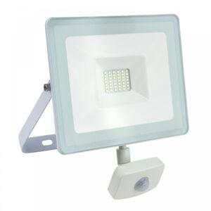 Proiettore LED 20W Con Sensore Di Movimento