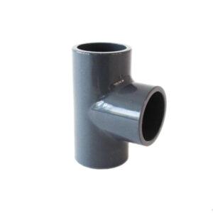 Raccordo a T in PVC da incollaggio Ø63mm