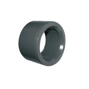 Raccordo di riduzione in PVC da incollaggio Ø63-50mm