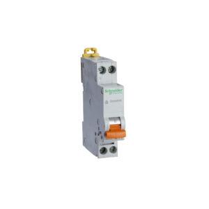 Schneider Magnetotermico 20A 4,5kA DOMA45C20