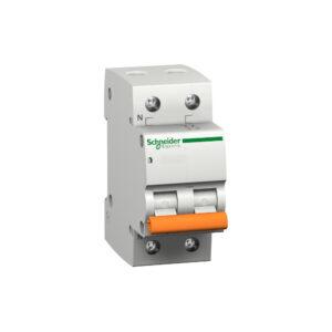 Schneider Magnetotermico 25A 4,5kA DOMA47C25