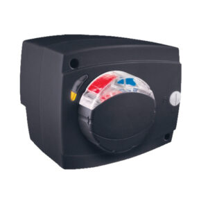 Servocomando elettrico rotativo per valvole miscelatrici RBM 24V 0-10V
