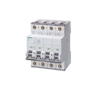Siemens Magnetotermico 20A 10kA 5SL44207
