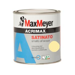 Smalto all'acqua Mini Acrimax Madreperla 0.37Litri MaxMeyer