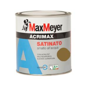 Smalto all'acqua Mini Acrimax Oro Ricco 0.37Litri MaxMeyer