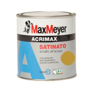 Smalto all'acqua Mini Acrimax Oro antico 0.37Litri MaxMeyer
