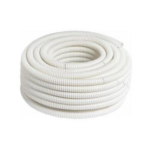 Tubo spiralato per scarico condensa condizionatore Ø 18mm
