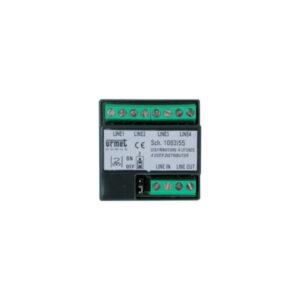 Urmet distributore 4 utenze 2Voice 1083_55