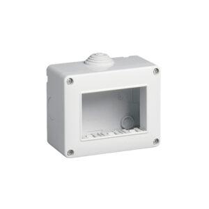 Vimar contenitore 3 moduli 14803