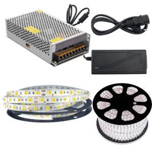 Strisce LED - Alimentatori -Profili