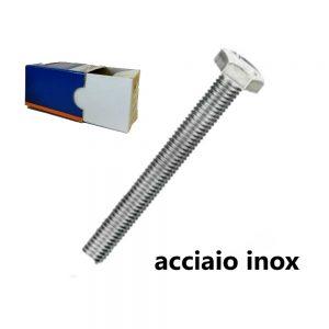 vite metrica acciaio inox