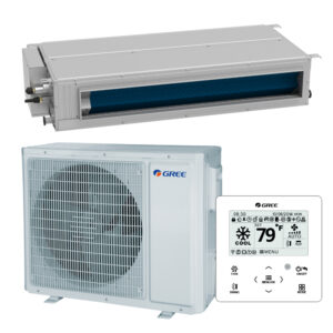 Climatizzatore DUCTED ULTRA-SOTTILE 12000 Btu GREE A++