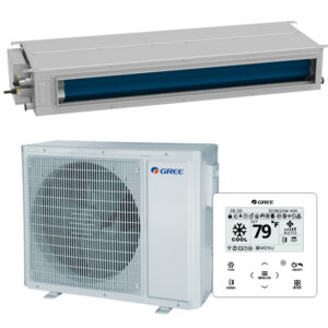 Climatizzatore DUCTED ULTRA SOTTILE 28000 Btu GREE A++