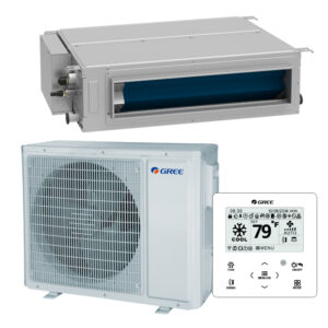 Climatizzatore DUCTED ULTRA-SOTTILE GREE A++