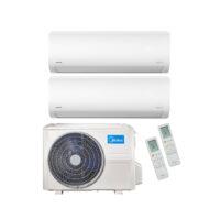 Climatizzatore inverter dualsplit 9000 9000 Btu Midea Xtreme
