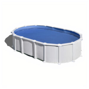 Piscina Fuori Terra 6100x3600x1300mm White Pool 610