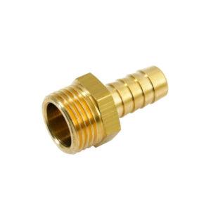 Portagomma M 12 - 16mm in Ottone Giallo
